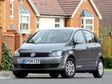 Volkswagen Golf Plus UK-spec 2009 pictures