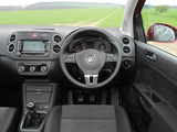 Volkswagen Golf Plus UK-spec 2009 wallpapers