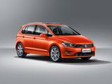 Volkswagen Golf Sportsvan CN-spec 2016 photos
