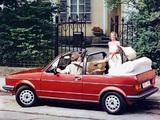 Images of Volkswagen Golf Cabrio (Typ 17) 1979–88