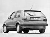 Images of Volkswagen Golf GTI 16V (Typ 19) 1986–89