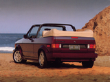 Images of Volkswagen Cabriolet (Typ 17) 1988–93
