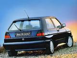 Images of Volkswagen Golf Rallye G60 (Typ 1G) 1989–91