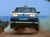Images of Volkswagen Golf Rallye G60 Rally Car (Typ 1G) 1990