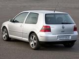 Images of Volkswagen Golf GTI UK-spec (Type 1J) 2001–03