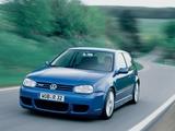 Images of Volkswagen Golf R32 (Typ 1J) 2002–04