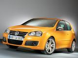Images of Volkswagen Golf Speed (Typ 1K) 2005