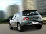 Images of Volkswagen Golf GT BR-spec (Typ 1J) 2008