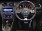 Images of Volkswagen Golf GTI 5-door ZA-spec (Typ 5K) 2009