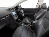 Images of Volkswagen Golf Variant AU-spec (Typ 5K) 2009