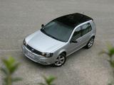 Images of Volkswagen Golf Silver Edition BR-spec (Typ 1J) 2009