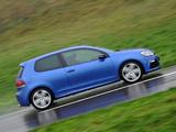 Images of Volkswagen Golf R 3-door UK-spec (Typ 5K) 2009