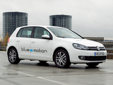 Images of Volkswagen Golf Blue-e-motion Prototype (Typ 5K) 2010