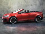Images of Volkswagen Golf GTI Cabrio Concept (Typ 5K) 2011