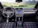 Images of Volkswagen Golf GTI Cabriolet (Typ 5K) 2012