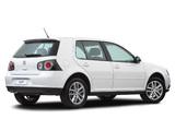 Images of Volkswagen Golf Sportline BR-spec (Typ 1J) 2012