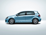 Images of Volkswagen Golf BlueMotion CN-spec (Typ 5K) 2012