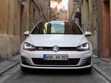 Images of Volkswagen Golf GTI 3-door (Typ 5G) 2013