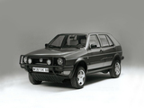 Photos of Volkswagen Golf Country (Typ 1G) 1990–91