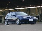 Photos of ABT Volkswagen Golf 5-door (Typ 1J) 1998–2003