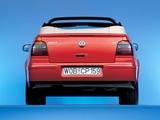 Photos of Volkswagen Golf Cabrio (Typ 1J) 1998–2002