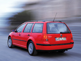 Photos of Volkswagen Golf Variant (Typ 1J) 1999–2007