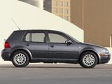 Photos of Volkswagen Golf 1.9 TDI 5-door US-spec (Typ 1J) 1999–2003