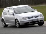 Photos of Volkswagen Golf GTI UK-spec (Type 1J) 2001–03