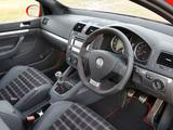 Photos of Volkswagen Golf GTI Edition 30 UK-spec (Typ 1K) 2007
