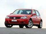 Photos of Volkswagen Golf GT BR-spec (Typ 1J) 2008