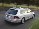 Photos of Volkswagen Golf Variant AU-spec (Typ 5K) 2009