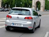 Photos of Volkswagen Golf GTD 5-door (Typ 1K) 2009