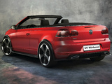 Photos of Volkswagen Golf GTI Cabrio Concept (Typ 5K) 2011