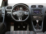 Photos of Volkswagen Golf GTI 3-door Edition 35 (Typ 5K) 2011