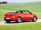 Photos of Volkswagen Golf GTI Cabriolet (Typ 5K) 2012
