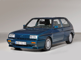 Pictures of Volkswagen Golf Rallye G60 (Typ 1G) 1989–91