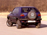 Pictures of Volkswagen Golf Country (Typ 1G) 1990–91