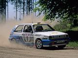 Pictures of Volkswagen Golf Rallye G60 Rally Car (Typ 1G) 1990