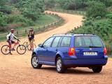 Pictures of Volkswagen Golf Estate (Typ 1J) 1999–2007