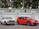 Pictures of Volkswagen Golf