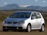 Pictures of Volkswagen Golf 2.0 TDI Sport 5-door ZA-spec (Typ 1K) 2003–08