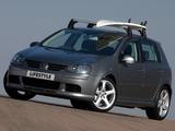 Pictures of Volkswagen Golf 5-door Lifestyle ZA-spec (Typ 1K) 2004–08