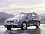 Pictures of Volkswagen Golf Variant (Typ 1K) 2007–09