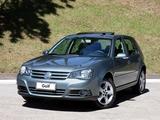 Pictures of Volkswagen Golf Tech BR-spec (Typ 1J) 2008
