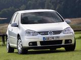 Pictures of Volkswagen Golf Blue Motion (Typ 1K) 2008