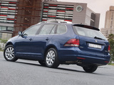 Pictures of Volkswagen Golf Variant AU-spec (Typ 5K) 2009