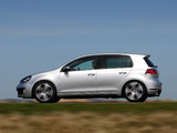 Pictures of Volkswagen Golf GTI 5-door UK-spec (Typ 5K) 2009