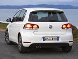 Pictures of Volkswagen Golf GTD 5-door AU-spec (Typ 5K) 2009