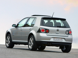 Pictures of Volkswagen Golf Silver Edition BR-spec (Typ 1J) 2009