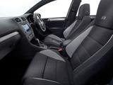 Pictures of Volkswagen Golf R 5-door AU-spec (Typ 5K) 2009